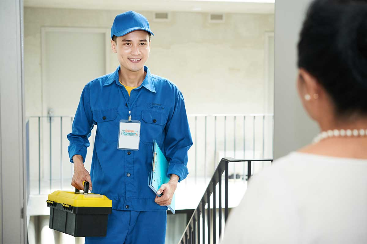 Express Plumber Singapore One Hour Service