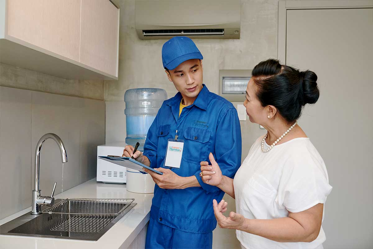 Express Plumber Singapore Services