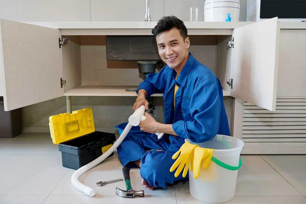 Hiring a Plumber in Singapore
