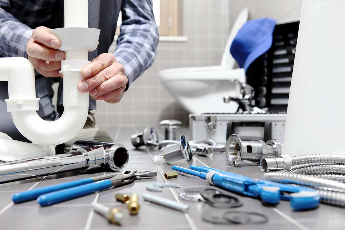 Plumbing Services Toilet Repair