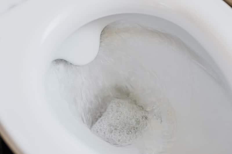 Toilet Flush System Problem