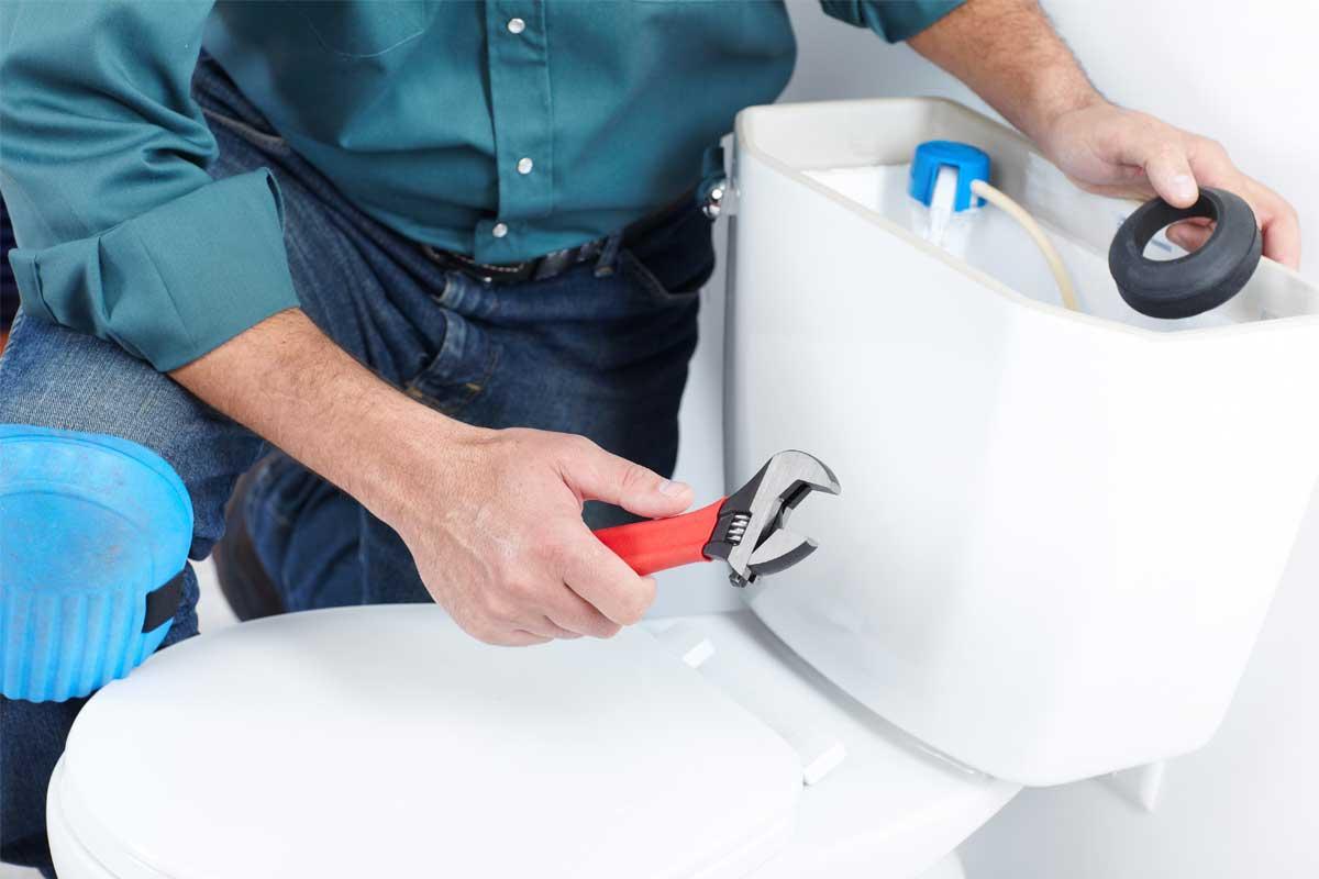 Toilet Choke Plumber